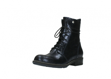 wolky mid calf boots 04432 murray 90800 dark blue craquele leather_22