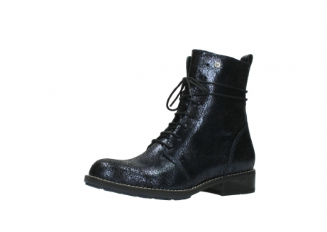 wolky mid calf boots 04432 murray 90800 dark blue craquele leather_23