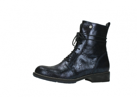 wolky mid calf boots 04432 murray 90800 dark blue craquele leather_24