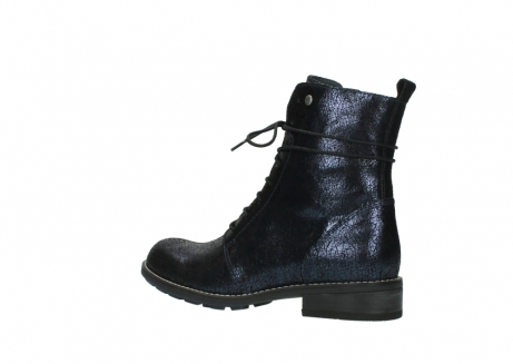 wolky mid calf boots 04432 murray 90800 dark blue craquele leather_3