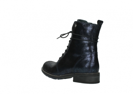 wolky mid calf boots 04432 murray 90800 dark blue craquele leather_4