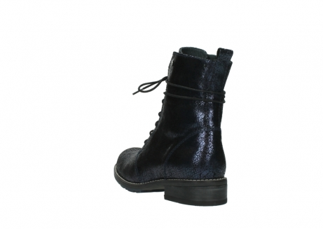 wolky mid calf boots 04432 murray 90800 dark blue craquele leather_5