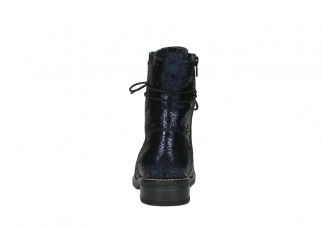 wolky mid calf boots 04432 murray 90800 dark blue craquele leather_7