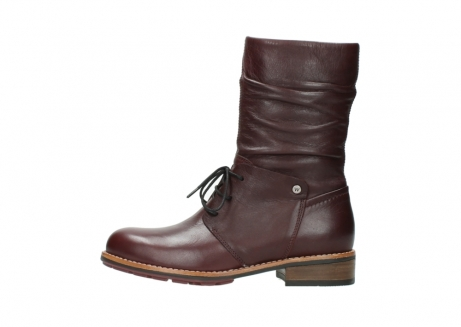 wolky mid calf boots 04437 crystal 20510 burgundy leather_1