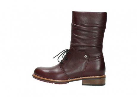 wolky mid calf boots 04437 crystal 20510 burgundy leather_2