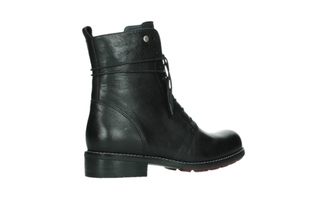 wolky mid calf boots 04438 murray cw 20000 black leather cold winter warm lining_23