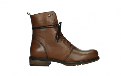 wolky mid calf boots 04438 murray cw 20430 cognac leather cold winter warm lining_1