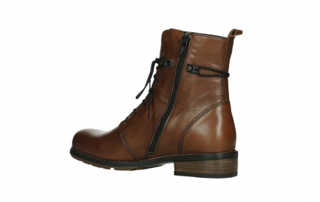 wolky mid calf boots 04438 murray cw 20430 cognac leather cold winter warm lining_15