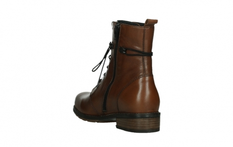 wolky mid calf boots 04438 murray cw 20430 cognac leather cold winter warm lining_17