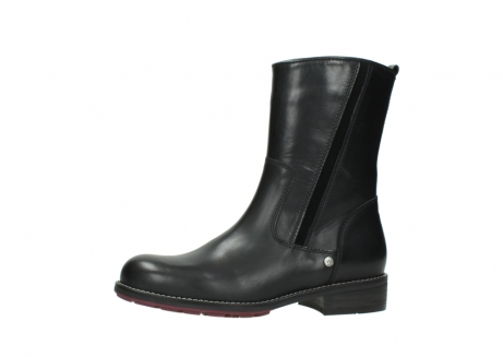 wolky mid calf boots 04442 russell cw 20000 black leather cold winter warm lining_24