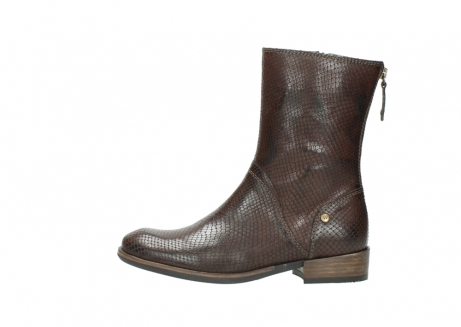 wolky halbhohe stiefel 04511 yunnan 30430 cognac snakeprint leder_1