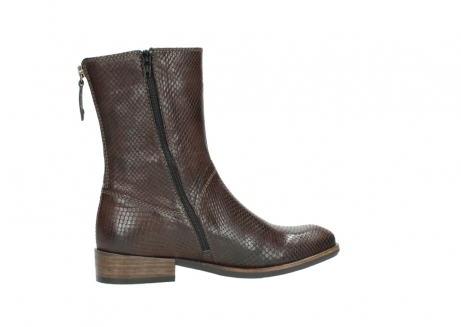 wolky halbhohe stiefel 04511 yunnan 30430 cognac snakeprint leder_12
