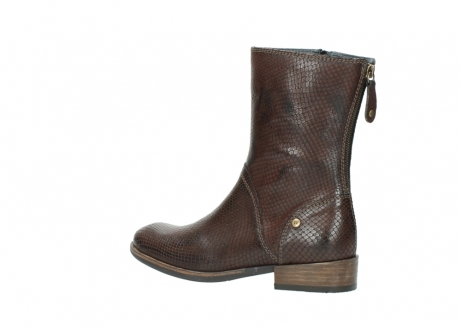 wolky halbhohe stiefel 04511 yunnan 30430 cognac snakeprint leder_3