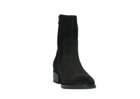 wolky mid calf boots 04514 assam 40000 black suede_18