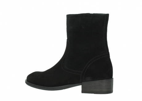 wolky mid calf boots 04514 assam 40000 black suede_3