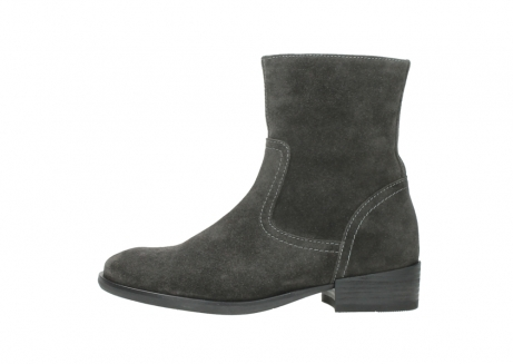 wolky mid calf boots 04514 assam 40210 anthracite oiled suede_1