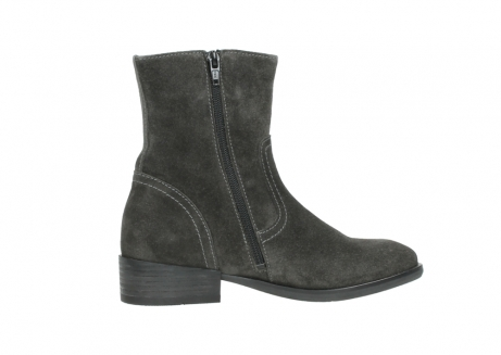wolky mid calf boots 04514 assam 40210 anthracite oiled suede_12