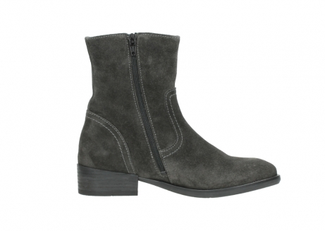 wolky mid calf boots 04514 assam 40210 anthracite oiled suede_13