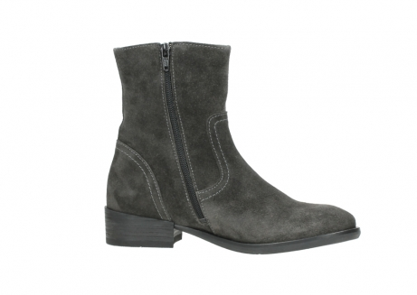 wolky mid calf boots 04514 assam 40210 anthracite oiled suede_14
