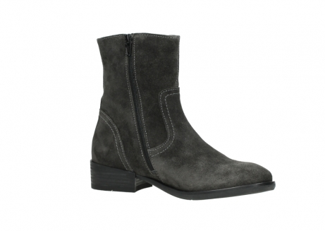 wolky mid calf boots 04514 assam 40210 anthracite oiled suede_15