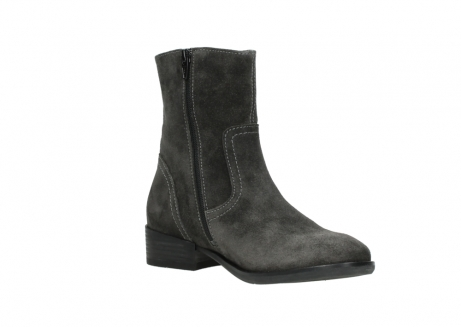 wolky mid calf boots 04514 assam 40210 anthracite oiled suede_16