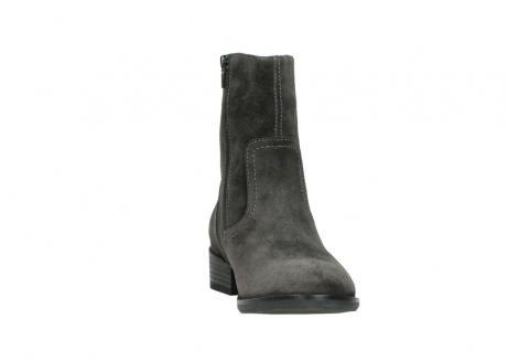 wolky mid calf boots 04514 assam 40210 anthracite oiled suede_18