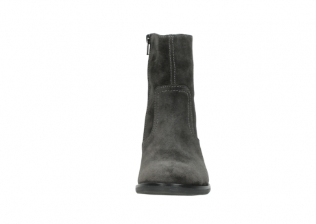 wolky mid calf boots 04514 assam 40210 anthracite oiled suede_19