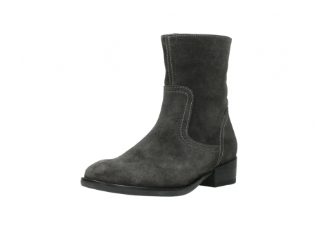 wolky mid calf boots 04514 assam 40210 anthracite oiled suede_22