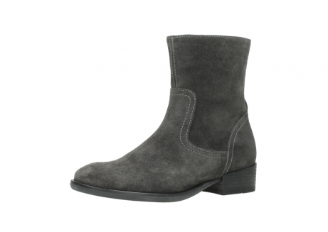 wolky mid calf boots 04514 assam 40210 anthracite oiled suede_23