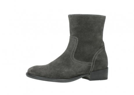 wolky mid calf boots 04514 assam 40210 anthracite oiled suede_24