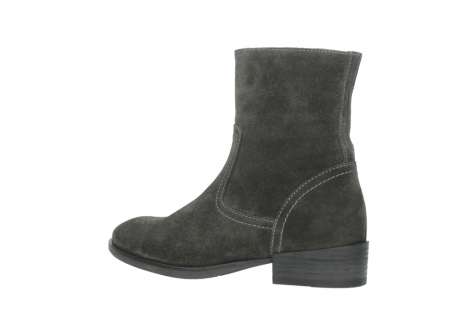 wolky mid calf boots 04514 assam 40210 anthracite oiled suede_3