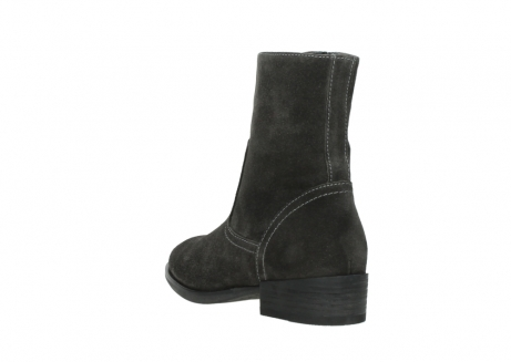 wolky mid calf boots 04514 assam 40210 anthracite oiled suede_5