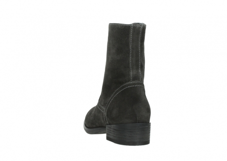 wolky mid calf boots 04514 assam 40210 anthracite oiled suede_6