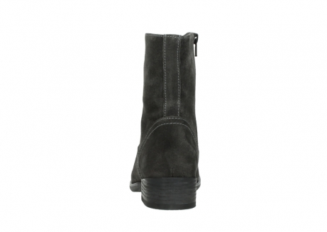 wolky mid calf boots 04514 assam 40210 anthracite oiled suede_7