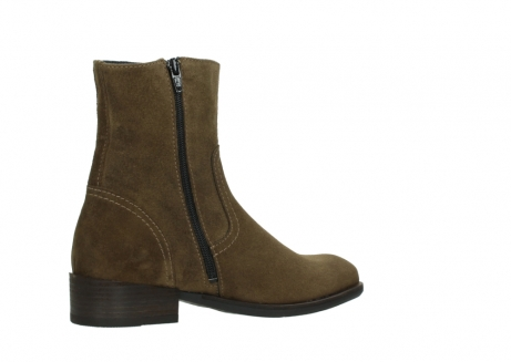 wolky mid calf boots 04514 assam 40310 mid brown oiled suede_11