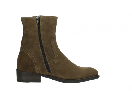 wolky mid calf boots 04514 assam 40310 mid brown oiled suede_13