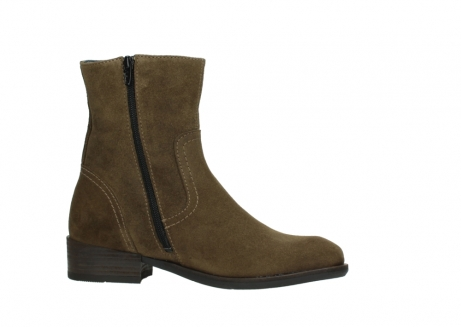 wolky mid calf boots 04514 assam 40310 mid brown oiled suede_14