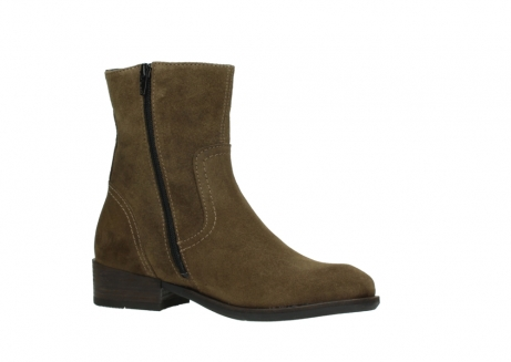 wolky mid calf boots 04514 assam 40310 mid brown oiled suede_15