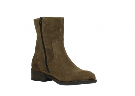 wolky mid calf boots 04514 assam 40310 mid brown oiled suede_16