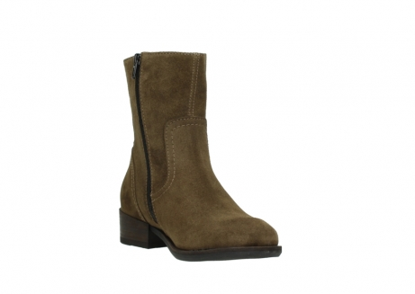 wolky mid calf boots 04514 assam 40310 mid brown oiled suede_17