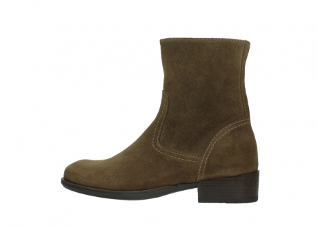wolky mid calf boots 04514 assam 40310 mid brown oiled suede_2