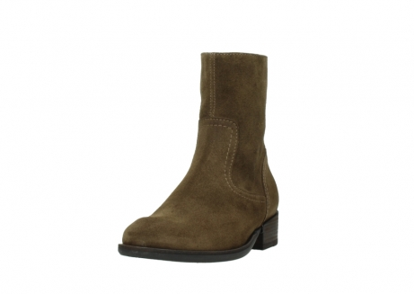 wolky mid calf boots 04514 assam 40310 mid brown oiled suede_21