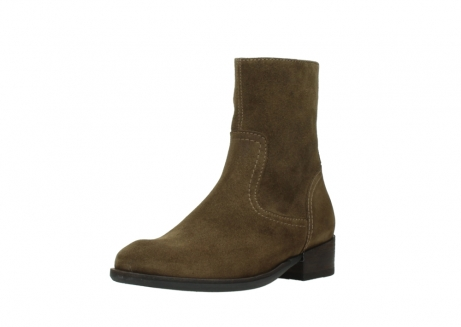 wolky mid calf boots 04514 assam 40310 mid brown oiled suede_22