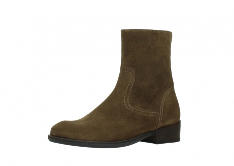 wolky mid calf boots 04514 assam 40310 mid brown oiled suede_23