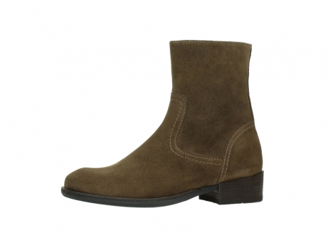 wolky mid calf boots 04514 assam 40310 mid brown oiled suede_24