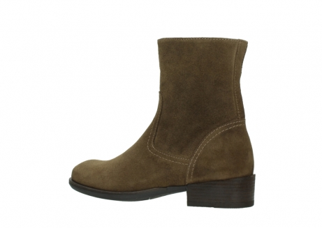 wolky mid calf boots 04514 assam 40310 mid brown oiled suede_3