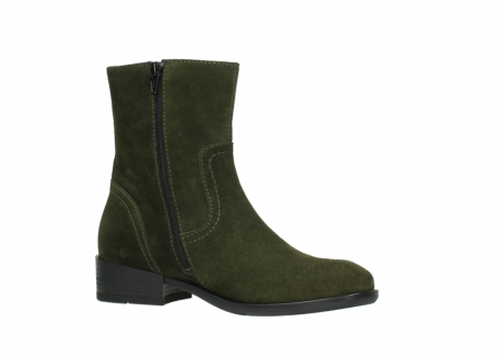 wolky mid calf boots 04514 assam 40730 forest green oiled suede_15