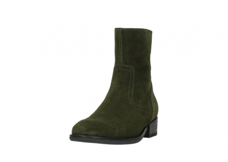 wolky mid calf boots 04514 assam 40730 forest green oiled suede_21
