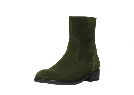 wolky mid calf boots 04514 assam 40730 forest green oiled suede_22