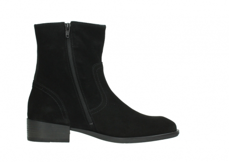 wolky mid calf boots 04515 assam cw 40000 black suede_13